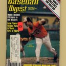 Baseball Digest January 1980 with Mike Flanagan of the Baltimore Orioles on the Cover