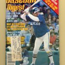 Baseball Digest July 1981 with Carlton Fisk of the Chicago White Sox on the Cover