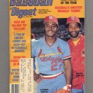 Baseball Digest December 1982 with Ozzie and Lonnie Smith of the St. Louis Cardinals on the Cover