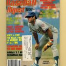 Baseball Digest January 1982 with Steve Garvey of the Los Angeles Dodgers on the Cover