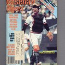 Baseball Digest January 1984 with Rick Dempsey of the Baltimore Orioles on the Cover