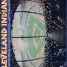 1978 Cleveland Indians Official Program and Souvenir Magazine with AUTOGRAPHS