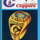 1981 Columbus Clippers Baseball Official Program and Souvenir Magazine