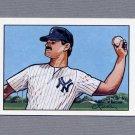 1990 Bowman Baseball Art Inserts #05 Don Mattingly - New York Yankees