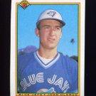 1990 Bowman Baseball #510 John Olerud RC - Toronto Blue Jays