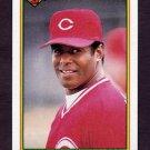 1990 Bowman Baseball #060 Ken Griffey Sr. - Cincinnati Reds