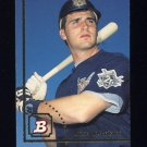 1994 Bowman Baseball #673 Mike Matheny RC - Milwaukee Brewers