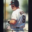 1994 Bowman Baseball #079 Matt Williams - San Francisco Giants