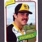 1980 Topps Baseball #476 Bob Shirley - San Diego Padres