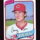 1980 Topps Baseball #449 Doug Bair - Cincinnati Reds