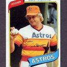 1980 Topps Baseball #437 Joe Niekro - Houston Astros NM-M