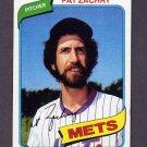 1980 Topps Baseball #428 Pat Zachry - New York Mets