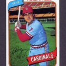 1980 Topps Baseball #418 Roger Freed - St. Louis Cardinals NM-M