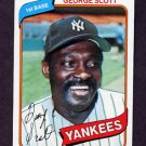 1980 Topps Baseball #414 George Scott - New York Yankees