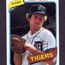 1980 Topps Baseball #373 Dan Petry RC - Detroit Tigers