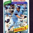 1980 Topps Baseball #360 Darrell Porter - Kansas City Royals NM-M