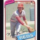 1980 Topps Baseball #199 Mike LaCoss - Cincinnati Reds
