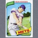 1980 Topps Baseball #172 Ron Hodges - New York Mets NM-M