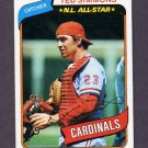 1980 Topps Baseball #085 Ted Simmons - St. Louis Cardinals NM-M