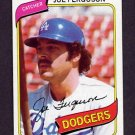 1980 Topps Baseball #051 Joe Ferguson - Los Angeles Dodgers