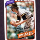 1980 Topps Baseball #028 Bruce Kison - Pittsburgh Pirates NM-M