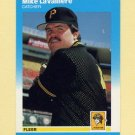 1987 Fleer Update Baseball #060 Mike LaValliere - Pittsburgh Pirates