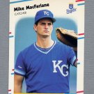1988 Fleer Update Baseball #031 Mike Macfarlane RC - Kansas City Royals