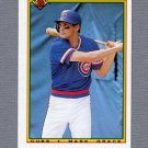 1990 Bowman Baseball #029 Mark Grace - Chicago Cubs