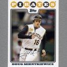 2008 Topps Update Baseball #UH248 Doug Mientkiewicz - Pittsburgh Pirates
