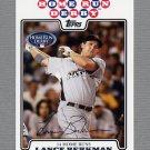 2008 Topps Update Baseball #UH178 Lance Berkman HRD - Houston Astros