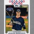 2008 Topps Update Baseball #UH167 Justin Morneau HRD - Minnesota Twins