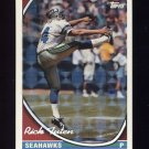 1994 Topps Special Effects Football #562 Rick Tuten - Seattle Seahawks