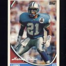 1994 Topps Special Effects Football #522 Harry Colon - Detroit Lions