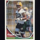 1994 Topps Special Effects Football #385 Reggie Cobb - Green Bay Packers