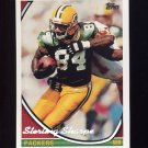 1994 Topps Special Effects Football #310 Sterling Sharpe - Green Bay Packers