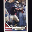 1994 Topps Special Effects Football #297 Bruce Armstrong - New England Patriots