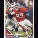 1994 Topps Special Effects Football #229 Shane Dronett - Denver Broncos