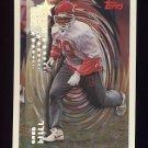 1994 Topps Special Effects Football #216 Greg Hill RC - Kansas City Chiefs