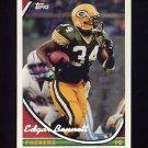 1994 Topps Special Effects Football #144 Edgar Bennett - Green Bay Packers