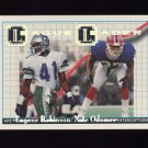 1994 Topps Special Effects Football #119 Eugene Robinson / Nate Odomes