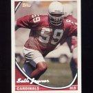 1994 Topps Special Effects Football #042 Seth Joyner - Arizona Cardinals
