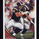 1994 Topps Football #250 Junior Seau - San Diego Chargers