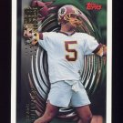 1994 Topps Football #206 Heath Shuler RC - Washington Redskins