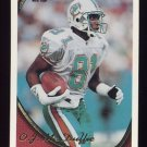 1994 Topps Football #136 O.J. McDuffie - Miami Dolphins