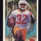 1994 Topps Football #127 Errict Rhett RC - Tampa Bay Buccaneers