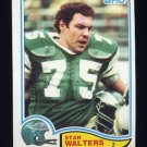 1982 Topps Football #459 Stan Walters - Philadelphia Eagles