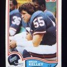 1982 Topps Football #426 Brian Kelley - New York Giants