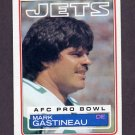 1983 Topps Football #341 Mark Gastineau - New York Jets