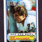 1983 Topps Football #309 Bob Baumhower - Miami Dolphins
