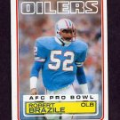1983 Topps Football #275 Robert Brazile - Houston Oilers